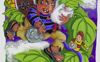 Jack in the Beanstalk
