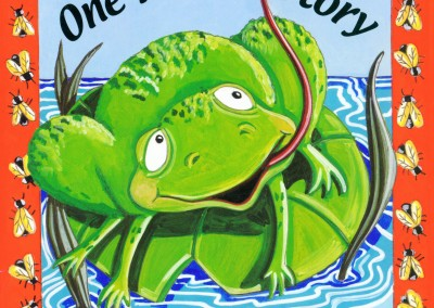 One Frog's Story
