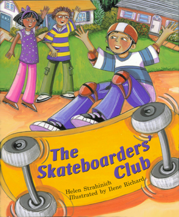 The Skateboarders Club